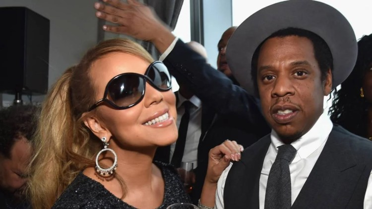 Mariah Carey Responds To Allegations Of 'Explosive' Fight With JAY-Z