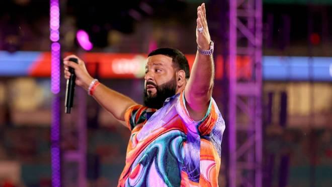 DJ Khaled Clowned For 'TikTok Vs. YouTube' Fight Performance | HipHopDX
