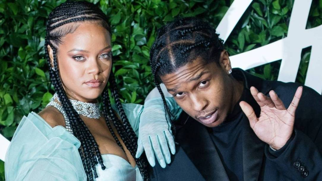 Rihanna Reveals A$AP Rocky Has No Pull When It Comes To Men's Savage X Fenty