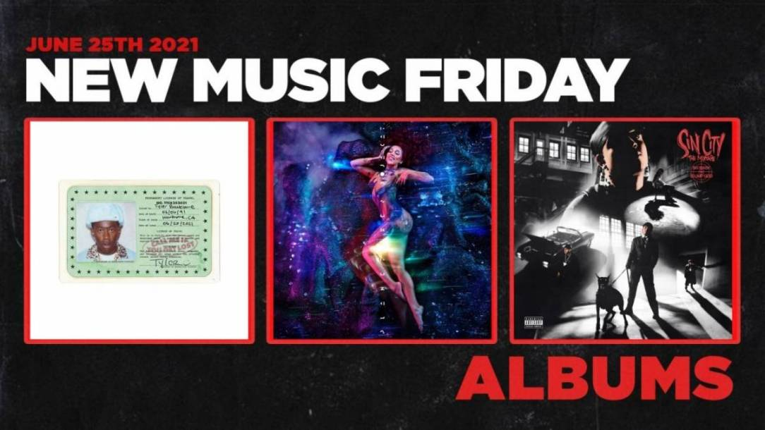 New Music Friday - New Albums From Tyler, The Creator, Doja Cat, Logic, Juicy J + More
