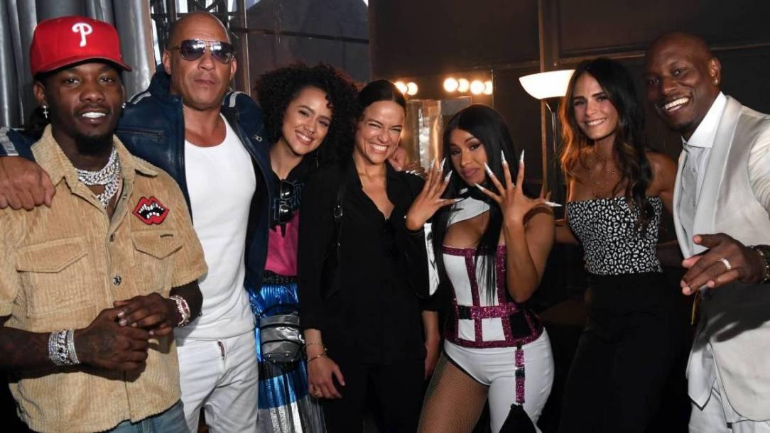 Cardi B Helps 'F9' Earn Huge Box Office Debut Worldwide