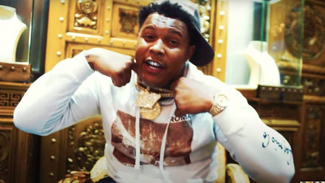 Gucci Mane's New Artist BigWalkDog Recruits Lil Baby & Pooh Shiesty For 'Whole Lotta Ice' Video