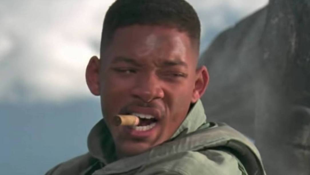 Will Smith's 'Independence Day' Role Was Initially Entangled In A Racial Debate