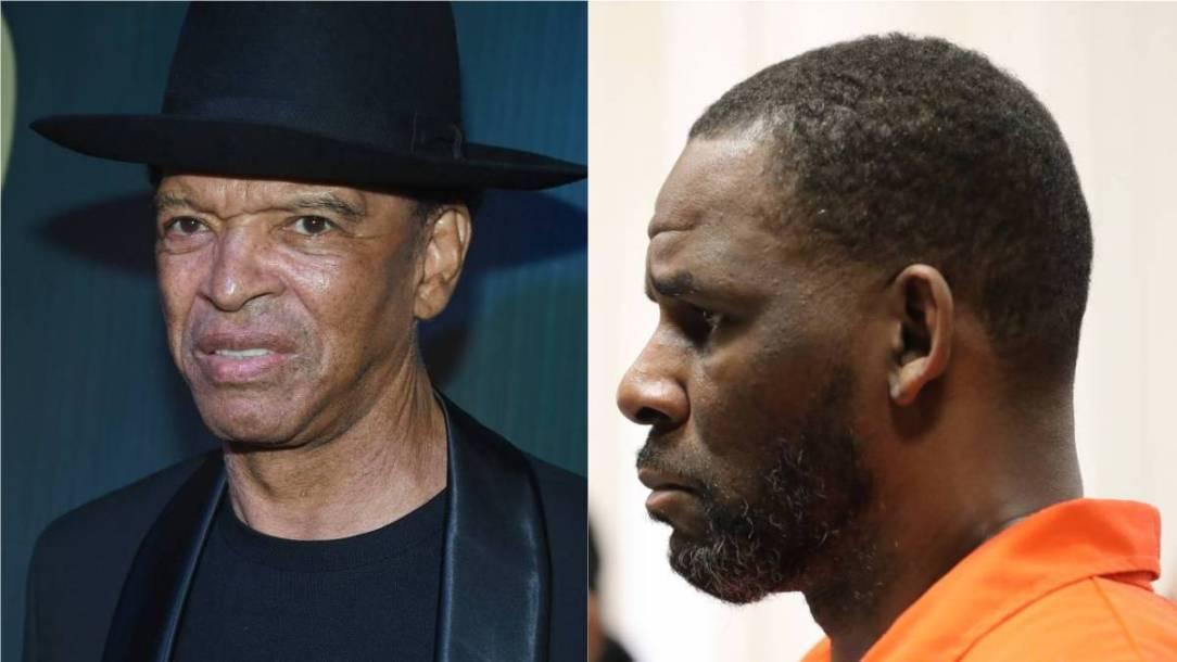 Aaliyah Uncle Barry Hankerson Talks Debating Murder Over R. Kelly Allegations