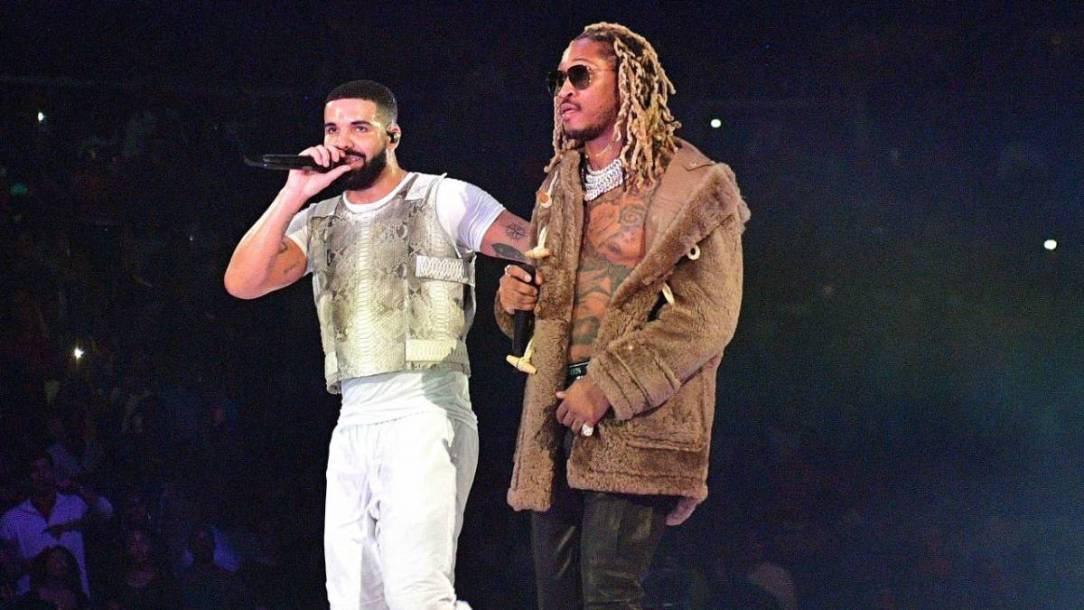 Drake Makes Surprise 'CLB' Appearance During Future's Set At Wireless Festival