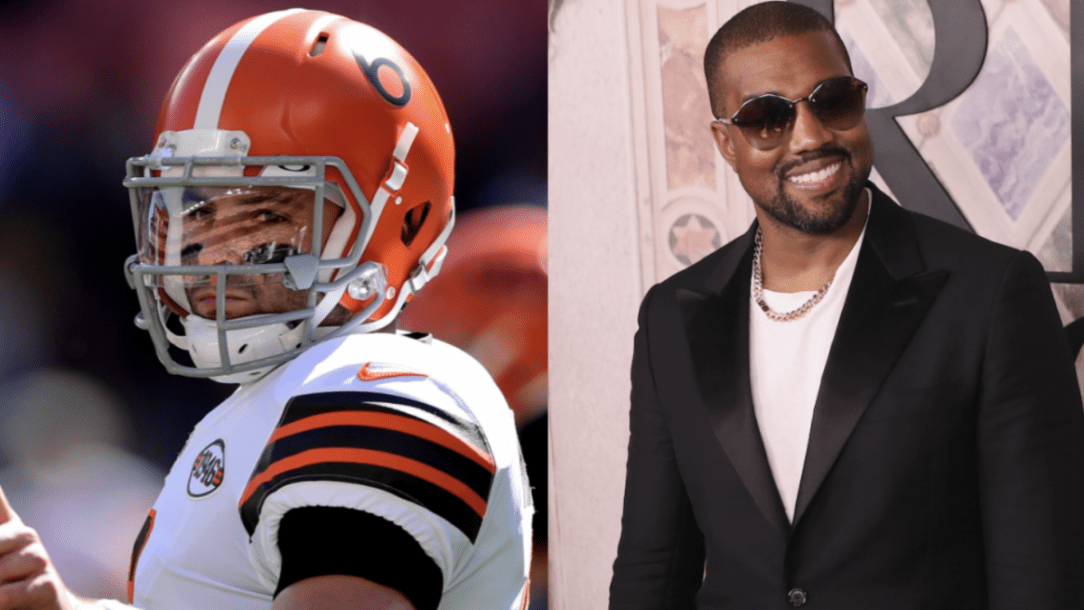 Kanye West Gets Referenced By NFL Player Baker Mayfield In Hilarious Postgame Press Conference