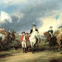 General George Washington at Yorktown