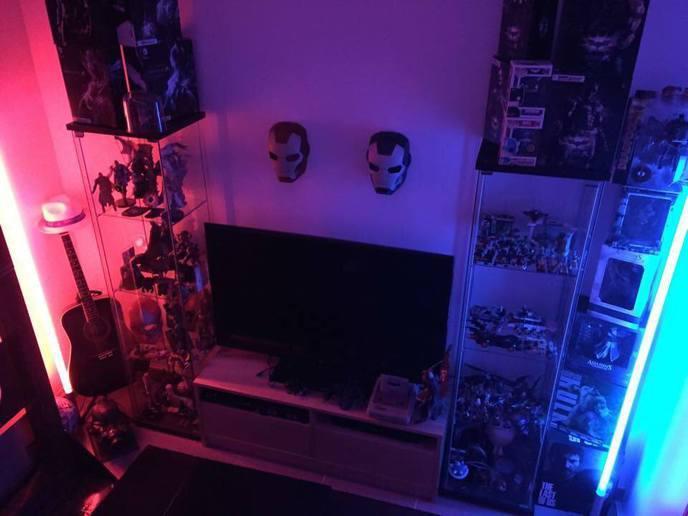 Les Plus Belles Chambres Geek Des Fans DHitek Store Amp Box