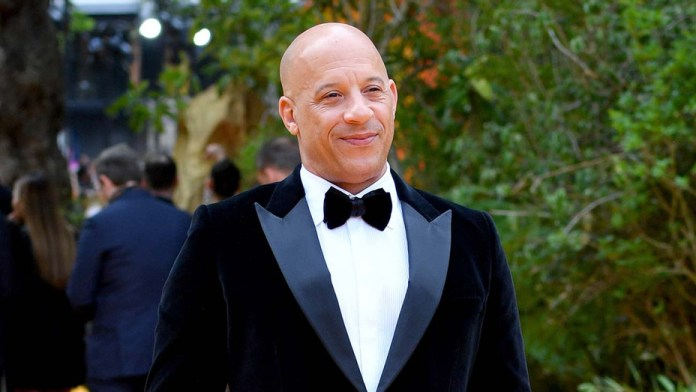 Vin Diesel - Getty - H 2019