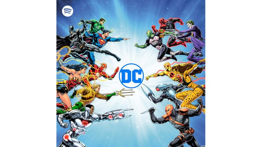 DC Comics And Spotify To Launch Superman Podcast | The Aspiring Kryptonian