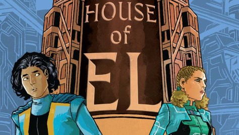 How 'House of El' Rethinks the Superman Mythos | Hollywood Reporter