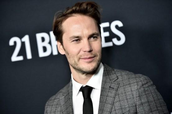 Taylor Kitsch joins Chris Pratt on Amazon's 'terminal list'
