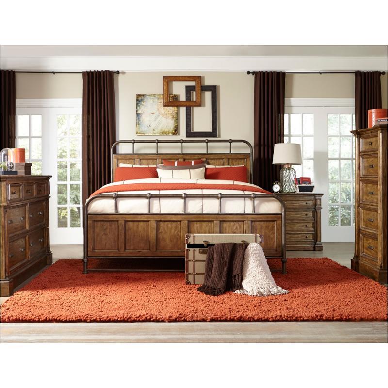 vintage brown broyhill furniture