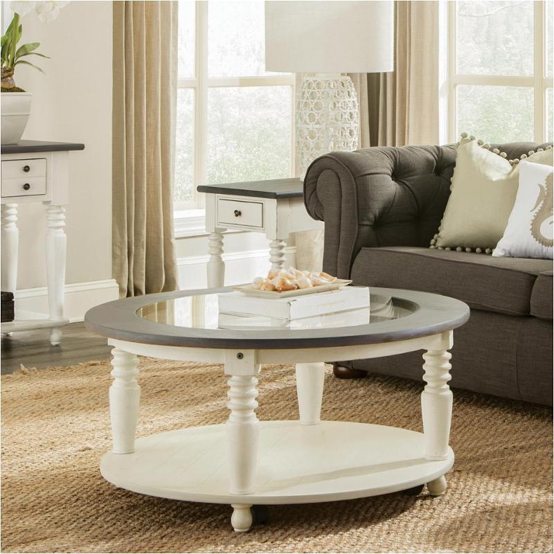 44402 riverside furniture juniper round cocktail table