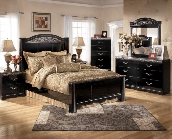 constellations bedroom set ashley furniture