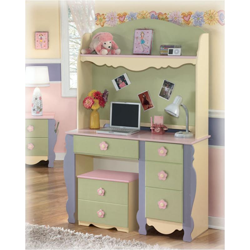 b140 23 ashley furniture doll house youth desk hutch