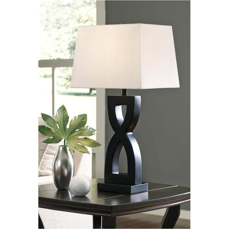 l243144 ashley furniture poly table lamp