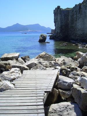 Travel while you work - Greek coastline (2)