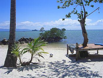 Island of Koh Phangan, Thailand
