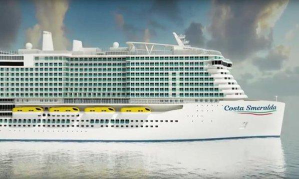 Costa Cruises investește un miliard de euro în noua Costa Smeralda