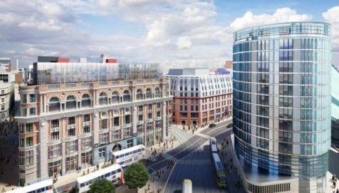Viitorul Indigo Manchester Victoria Station Hotel va găzdui 187 de camere de design contemporan.