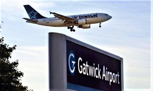 Aeroportul din Gatwick invadat de drone care au afectat 1.000 de zboruri și 140.000 de pasageri.
