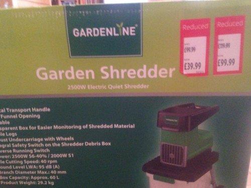 Amazon Garden Shredder