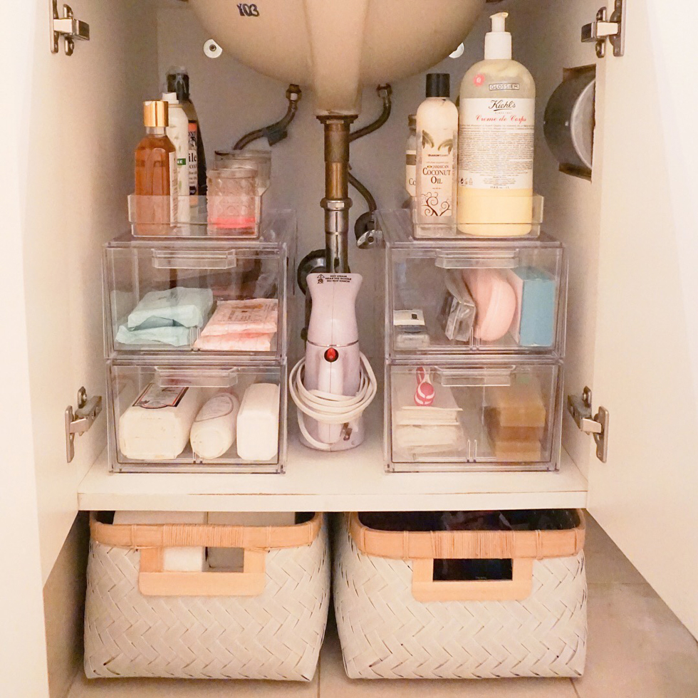 8 Bathroom Organization Ideas Done Prettily Houselogic