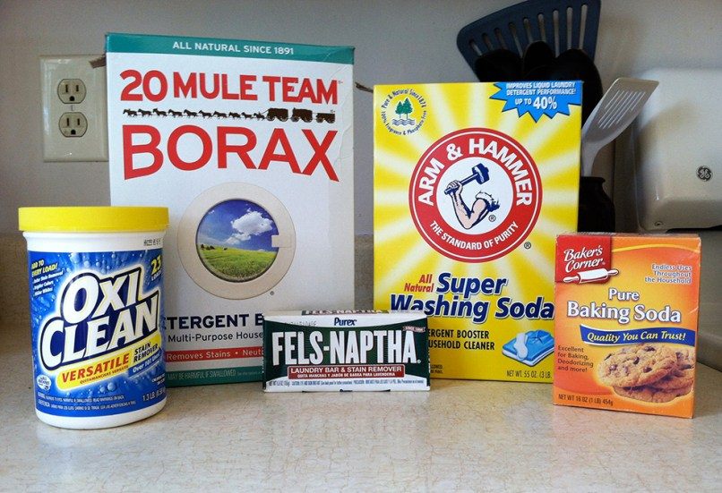 Homemade Laundry Detergent Make Your Own Soap