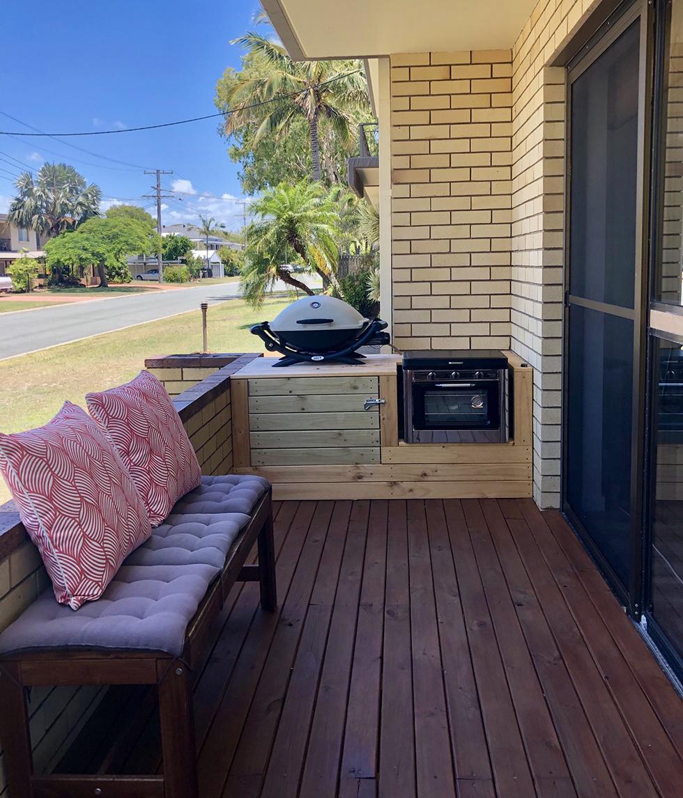 outdoor kitchen building an outdoor