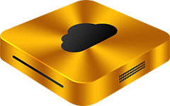 gold mini server