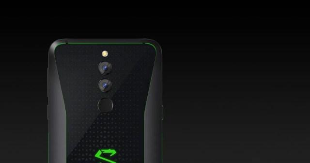 Resultado de imagem para Xiaomi Black Shark Helo
