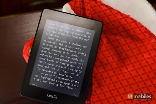 Amazon Kindle Jaeger with 6-inch display and 4GB storage