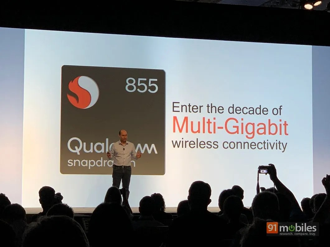 The Qualcomm Snapdragon 855 SoC is out, and here's how it
