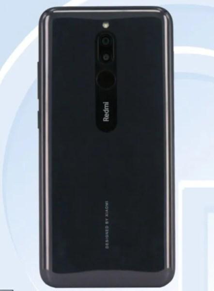 Redmi Note 8 TENAA 1