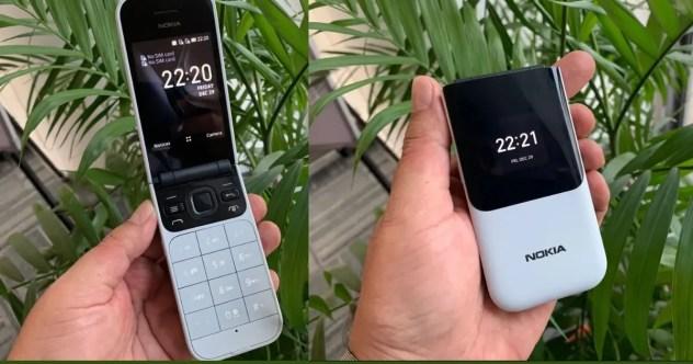 Image result for Nokia 2720 Flip