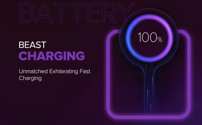 Image result for redmi note 9 beast charging