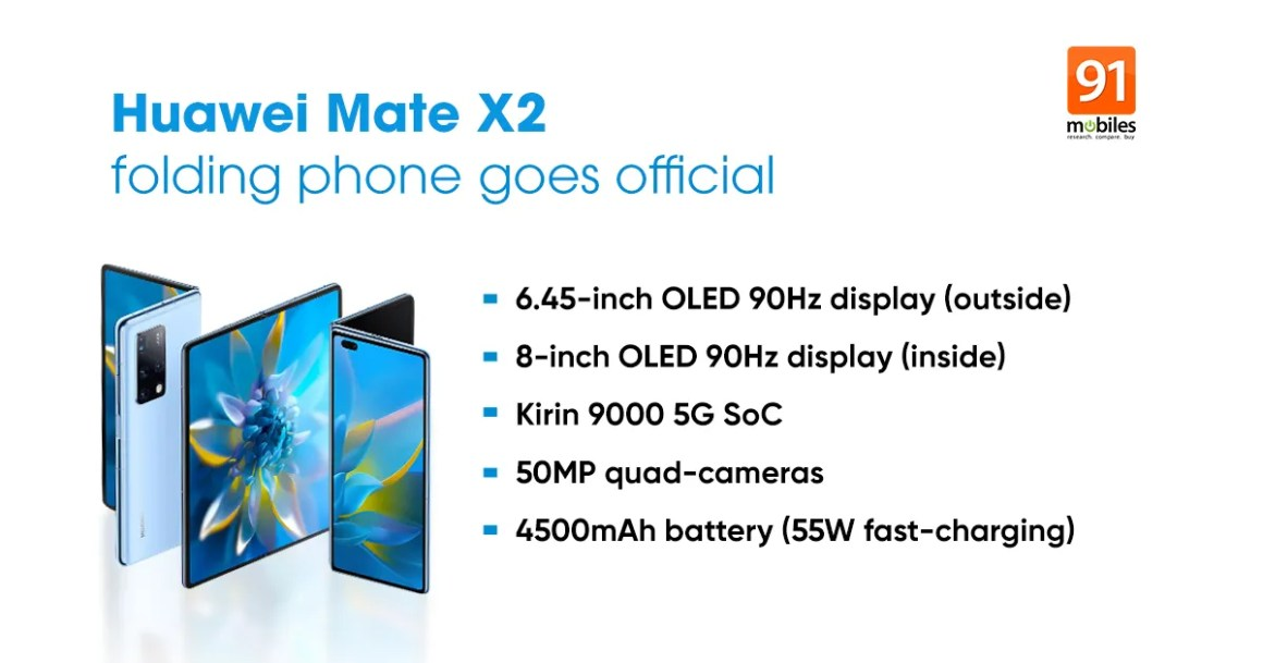Huawei-Mate-X2-launched