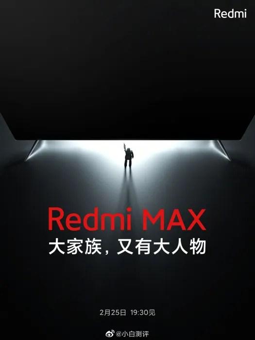 Redmi Max TV