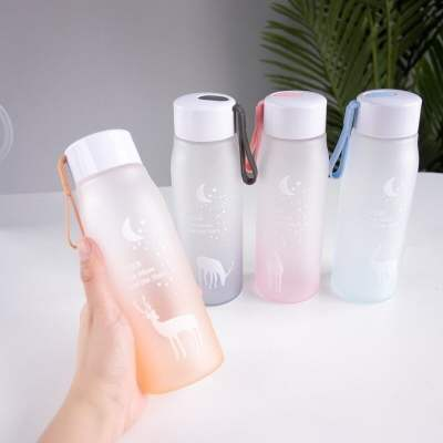 560ml Travel Water Bottle For Girls