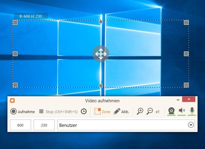 Screen Recorder Den Bildschirm Kostenlos Aufnehmen Icecream Apps