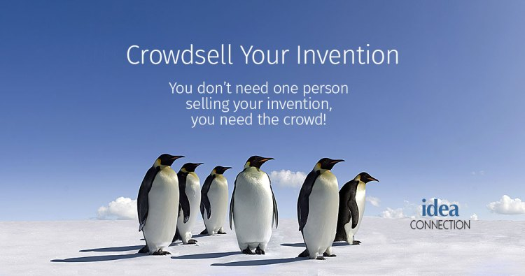Crowdselling Your Inventions