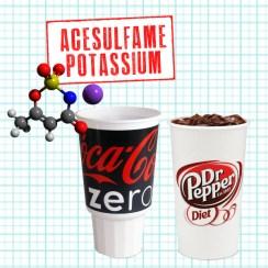 Résultats de recherche d'images pour «Acésulfame de potassium»