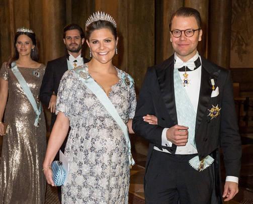 Kruununprinsessa Victorian ja prinssi Danielin toisen lapsen odotetaan syntyvän lähiviikkoina.