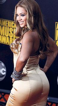 Muodokkaan laulajattaren Beyoncé Knowlesin ruumiinrakenne on hyväksi terveydelle, esittää amerikkalaistutkimus.
