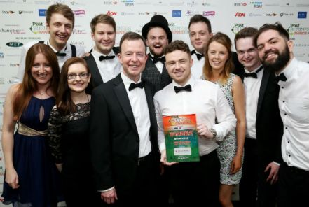 Impression wins New Business of the Year