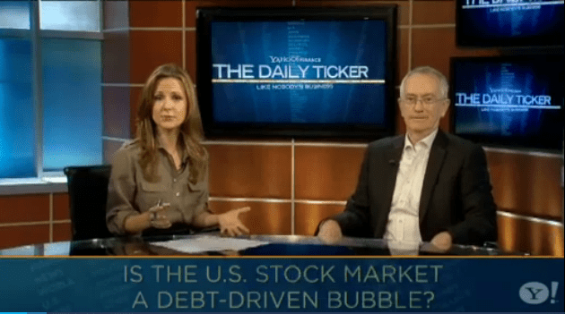 Yahoo: Steve Keen Interview