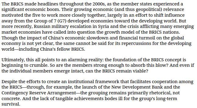 BRICS text