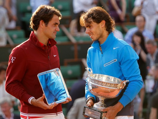 Roger Federer pays tribute to 'greatest rival' Rafael ...