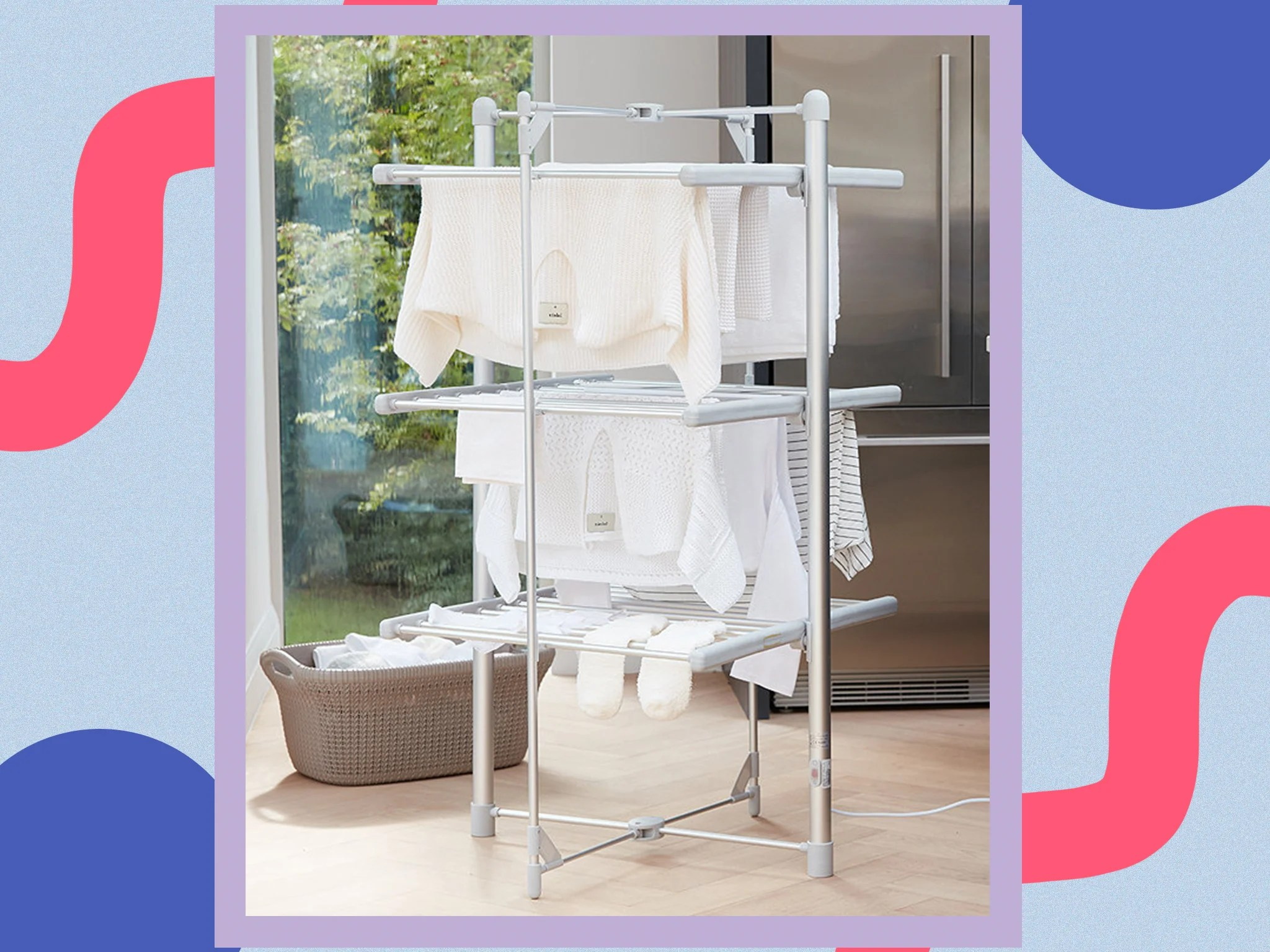 best clothes airers and drying racks